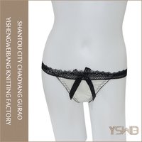 New model design adult G-string sexy lace fancy panties in images