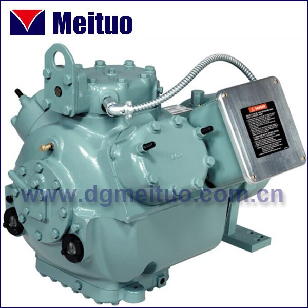 Carrier compressor for condensing unit cold storage 06EM150