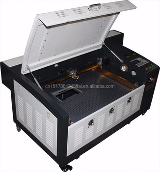 Co2 Laser Engraving Machine For Stamp Making And Timber Engraving