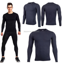 new fitness shirt quick dry polyester breathab long sleeve sportswear