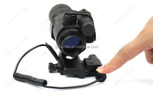 Tactical Military Laser Scope mount with Red Dot Rifle Scope