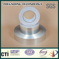 adhesive circle aluminium foil tape For duct working manufacture