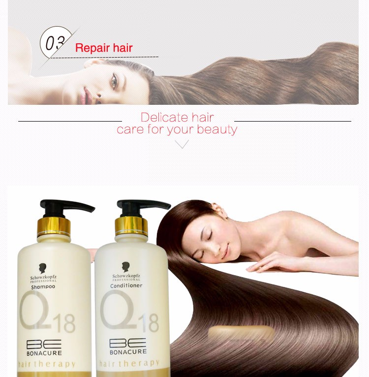 OEM/ODM1000ML Bio hair shampoo keratin treatment with collagen