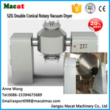 Double Cone Blending Machine/Cone Rotating Vacuum Dryier