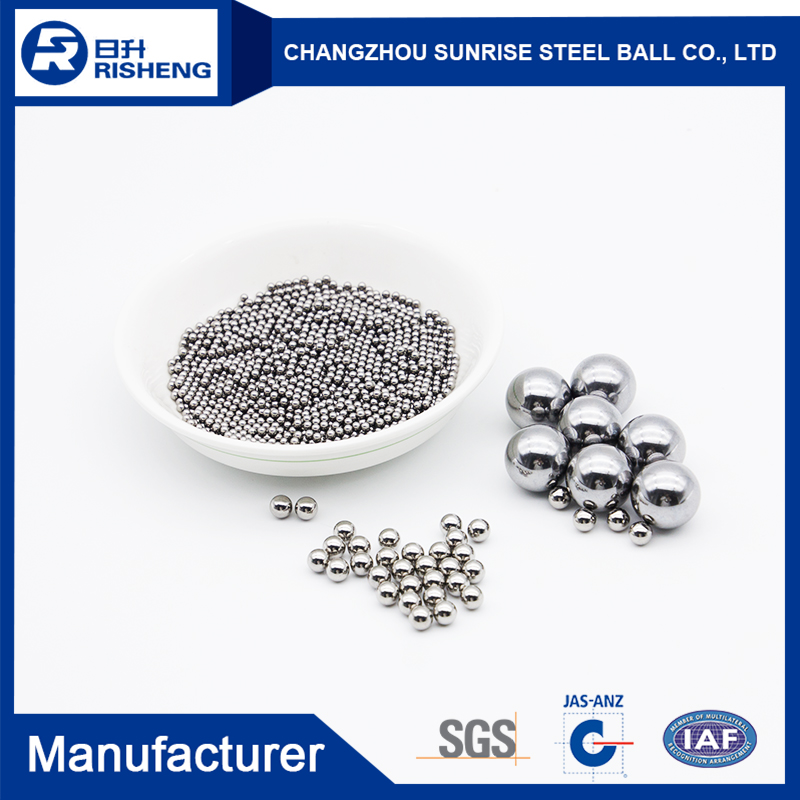 High precision G50 2.788mm 7/64'' chrome steel ball for mine