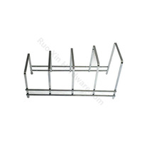 Kitchen Bakeware Pot Lid Rack Holder Organizer Pan Stand