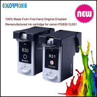 compatible for Canon PG-830 CL-831 Ink Cartridge For Canon PIXMA IP1180 IP1800 IP2680 MP145 MP198 MP228 MP476 MX308 MX318