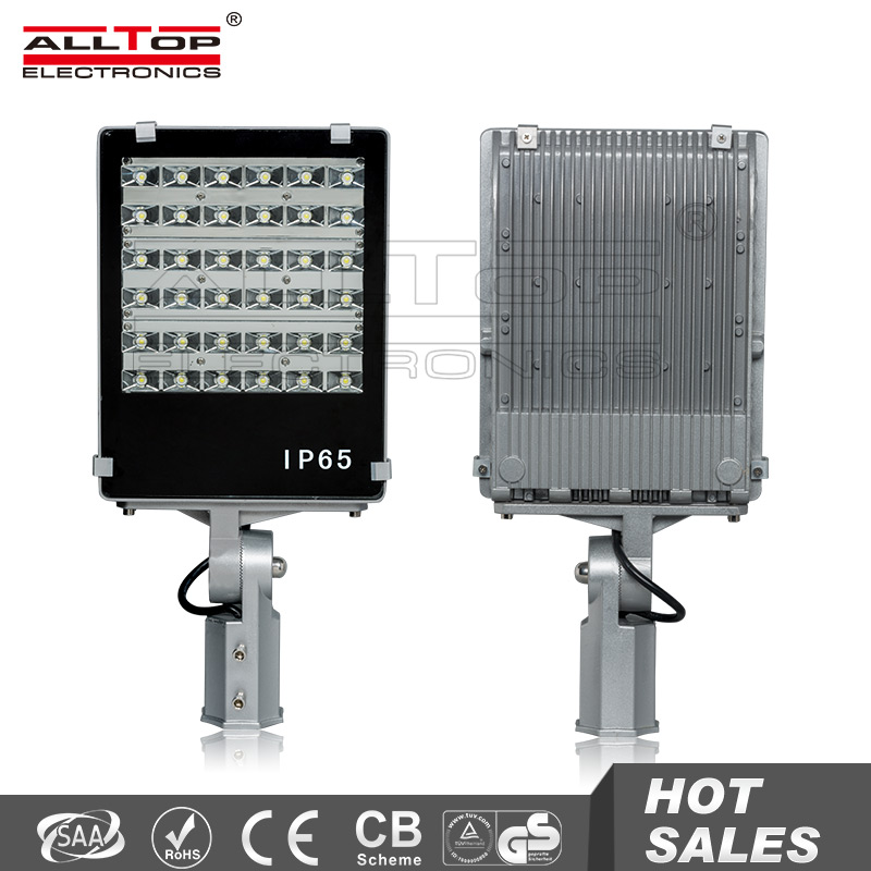 Aluminum outdoor IP67 waterproof 36w solar wind led street lighting
