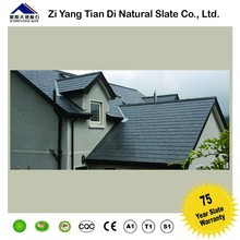 black cut to size natural ziyang roofing slate