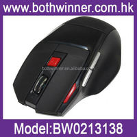 Wireless car mouse cordless mouse ,H0T027 2 4g driver wireless usb mouse , 7 Button wireless cordless mouse