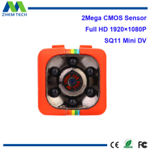 12MP IR Sport DV Smallest Mini Finger Camera