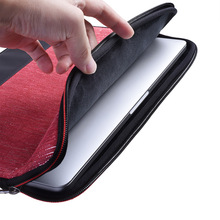 "Newest fashion Glitter with velvet lining laptop sleeve for New Macbook 13"" Pro with Retina"