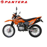 175cc 200cc 250CC Optional Orange Dual Sport Racing Bike