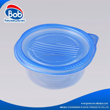 disposable fast food container dog food container lunch box plastic