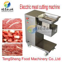 Automatic Fresh meat slicer machine /cooked meat cutting machine
