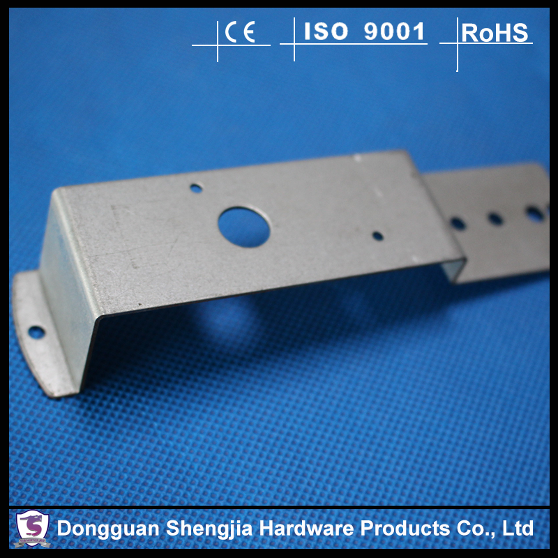 Aluminum bend tube 90 degree sheet bending parts