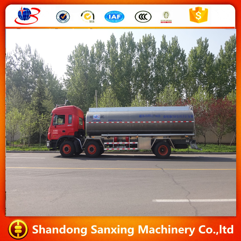 Aluminium Alloy water tank trailer for tractor