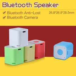 China supplier mini speaker bluetooth with anti lost for smartphone,laptop accessory
