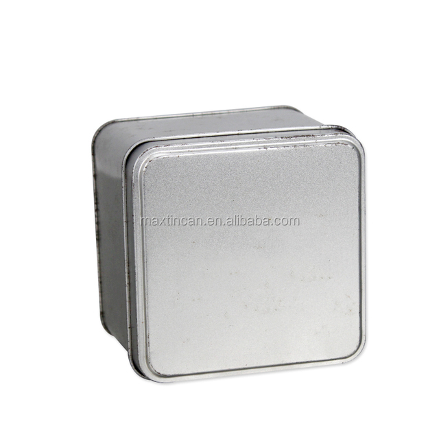 derect factory sale customized metal can embossed