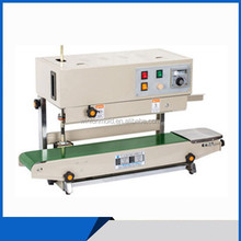 4 sides sealing machine for packing warm pad