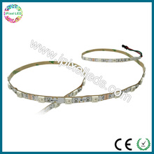 zig-zag color changing 5mm width PCB white s type led strip smd 3535
