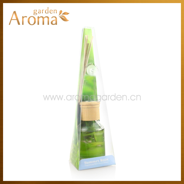 90ml wood and glass aromatherapy diffuser