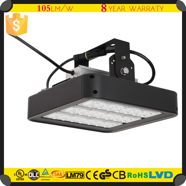 120w Explosion Waterproof DMX RGB Outdoor LED Flood Light 8 Years Warranty