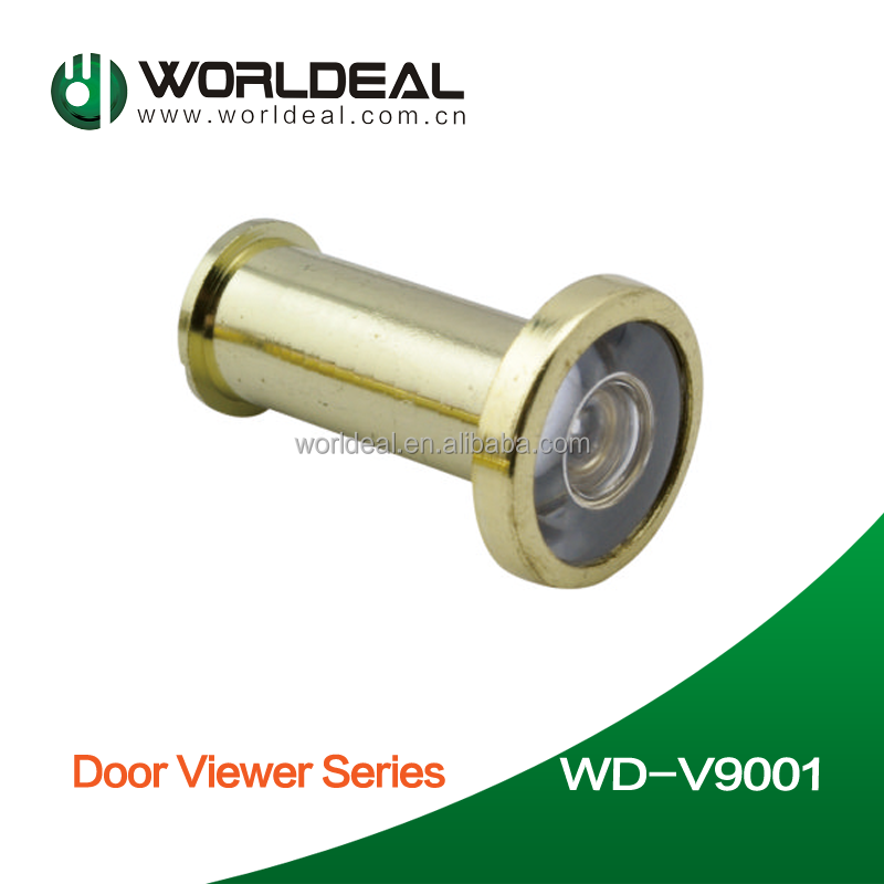 Security zinc alloy door viewer digital door viewers