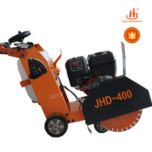 Hand Held Concrete Cutting Saw With Honda GX390, 400mm Blade,Max Cutting depth 150mm(JHD-400)