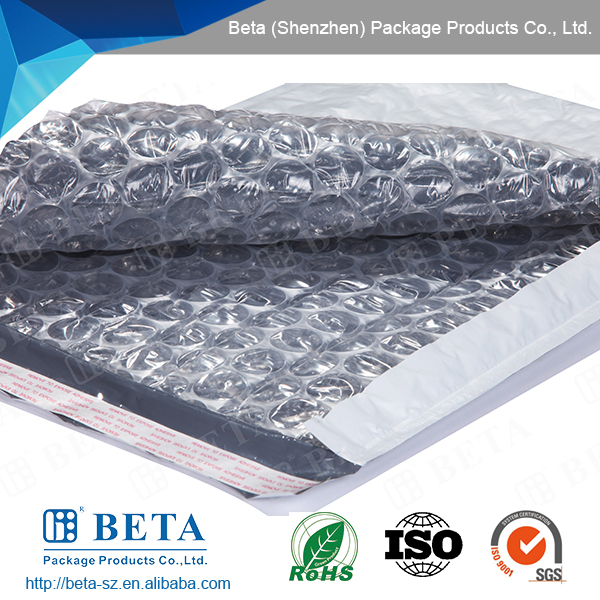 Self-Seal Cheap Poly Mailer Plastic Shipping Envelope With Big Bubble