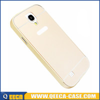 2 in 1 shockproof ultrathin metal aluminum case for samsung galaxy s4