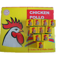 halal chicken bouillon cube with no msg