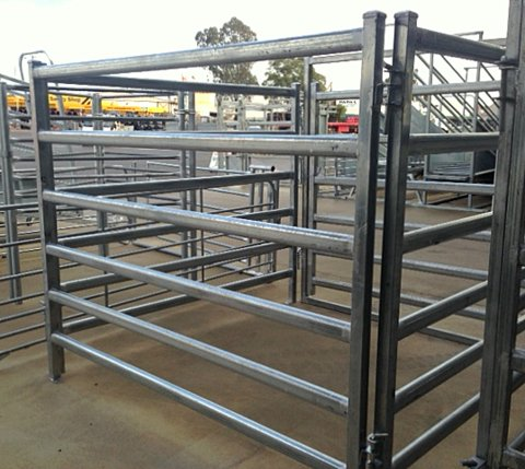 wholesale 2.1m high cattle panels heavy duty livestock widely for farm equipment