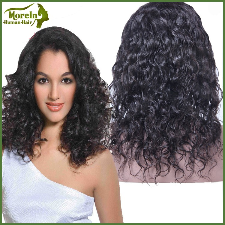 wholesale price virgin remy lace front wigs,unprocessed virgin brazilian human hair full wig with bady hair