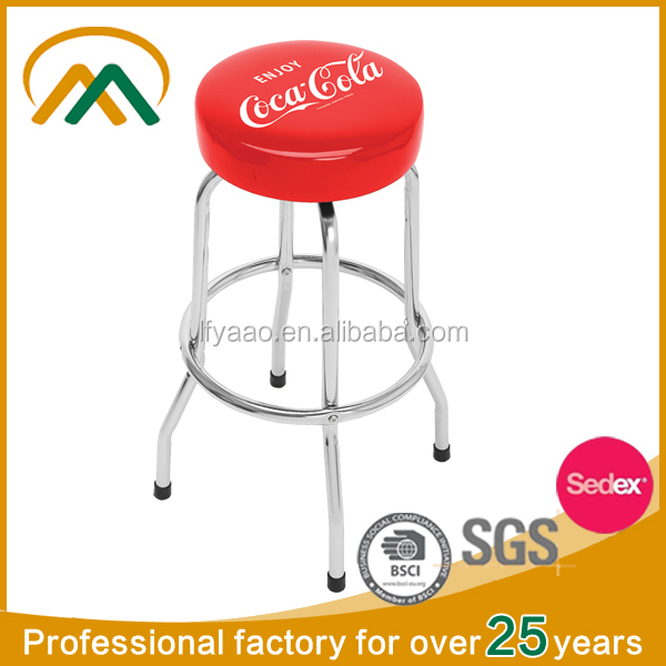 High quality durable leather wedding stool KP-BS001