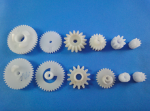 Customized hot design engineering special spur plastic motor gear