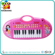 High quality educational toy keyboard musical electronic organ keyboard