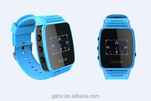 GPS kids security watch true waterproof IP 67 phone---Caref Watch