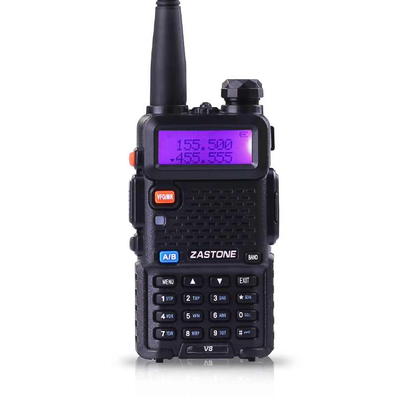 dual band two way radio