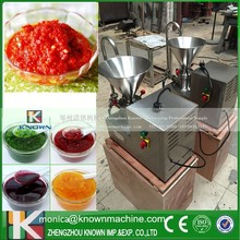 stainless steel colloid pepper grinder/tomato sauce making machine