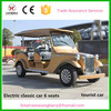 china 6 seats electric classic car for sale