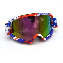 Motorcycle MX Helmet Goggles Off Road Cycling Racing Snow Ski Goggle UVA & UVB Glasses Evomosa Gogggles