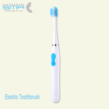 New Innovation Battery Sonic Toothbrush Technology with Ultrasonic Vibrating