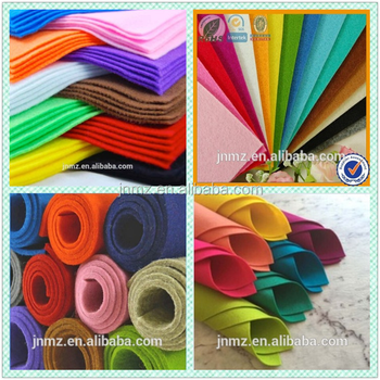 Acrylic felt for craft100% acrylic fiber