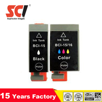 Compatible Ink Cartridge for Canon BCI-15 /BCI-16