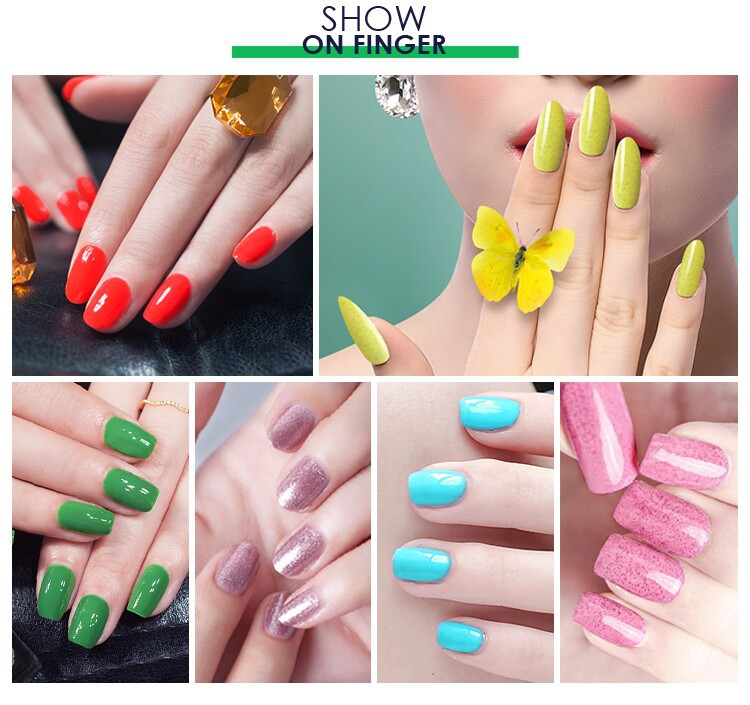 Popular With Wonderful 916 Colors Uv Gel Nail Polish Led Color Gel Polish