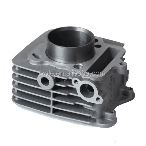 Excellent heat dissipation cylinder block engine motorcycle engine system & Good performance for motorcycle cylinder