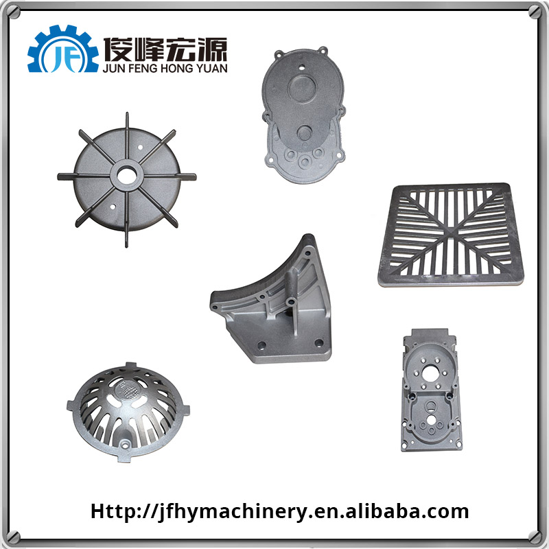 zinc die casting hardware fittings zamak 3 die casting foundry