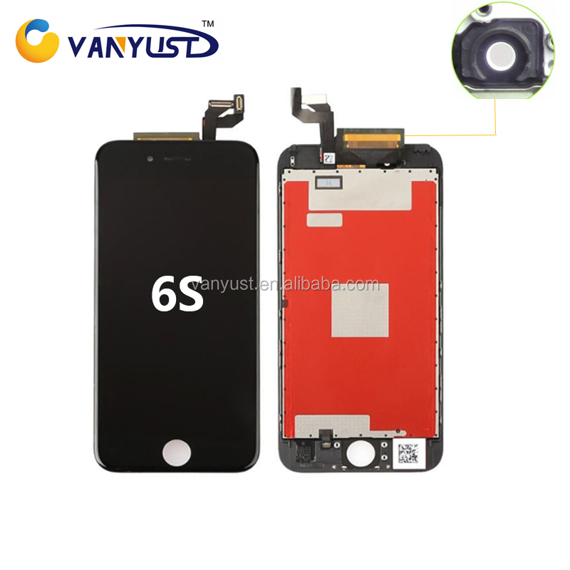 New product mobile phone lcd Original replacement pantalla for Apple iPhone 6S pantallaLCD screen 4.7 Inch with Black digitizer
