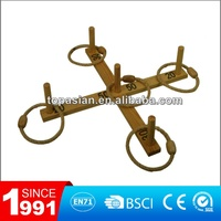 Wholesale Outdoor Lawn Wooden Ring Toss